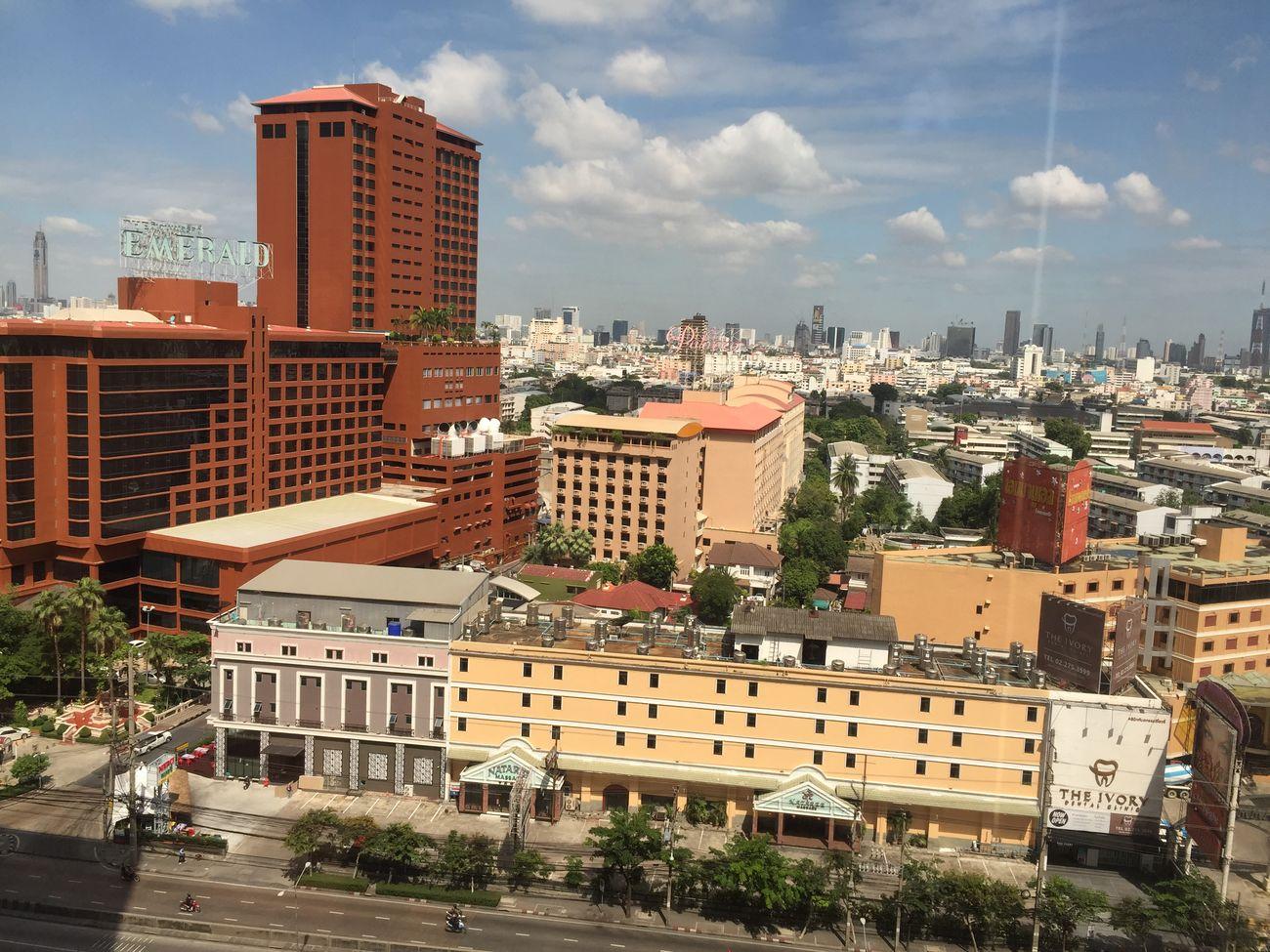 早安~曼谷