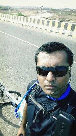 Bike That's Me Selfie Self Portrait