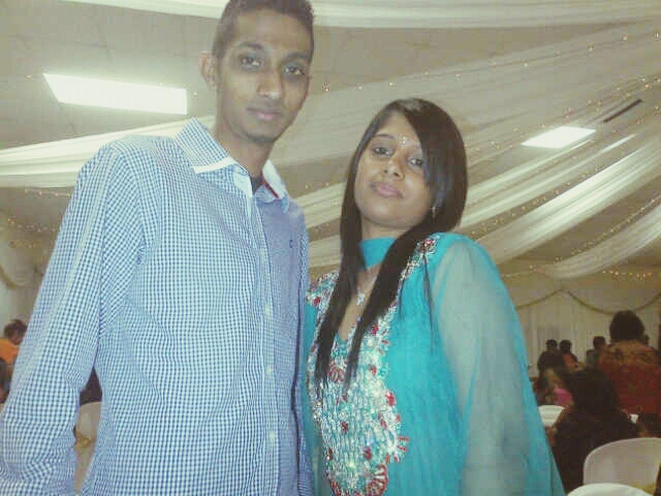 Kritika and Subash Memories
