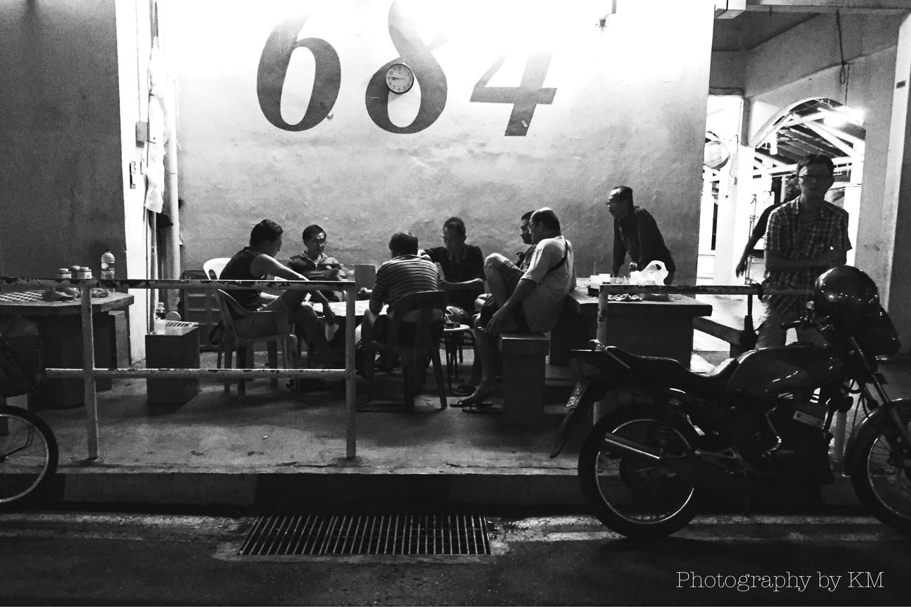 Night chess Street Life Darkness And Light Light And Shadow Streetphotography Street Photography Shades Of Grey Black And White Blackandwhite The Minimals (less Edit Juxt Photography) Singapore