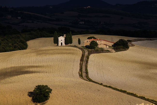 Adventure Beauty In Nature Documentary Europe Hill Idyllic Italy Landscape Mountain Nature No People On The Way Outdoors Remote Showcase July Sky Tourism Tranquil Scene Tranquility Travel Travel Destinations Travel Photography Traveling Tree Tuscany