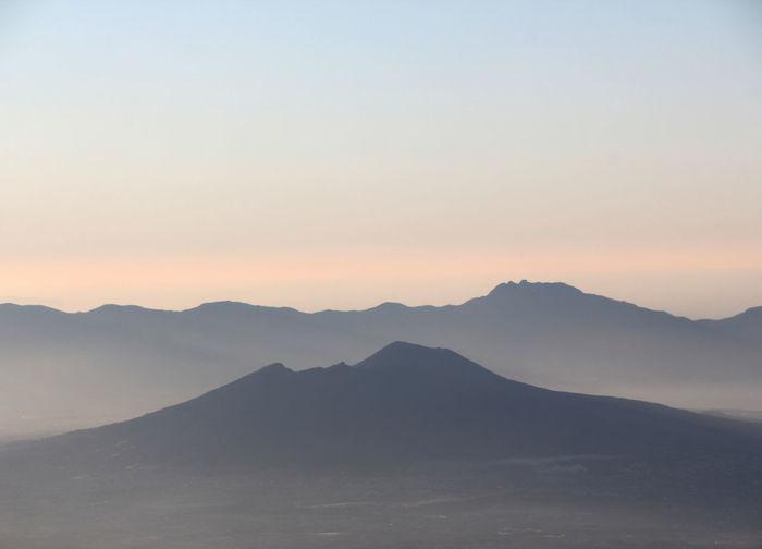 Dallaereo Finestrinoaereo Montagne Mountain Sun Sunset_collection