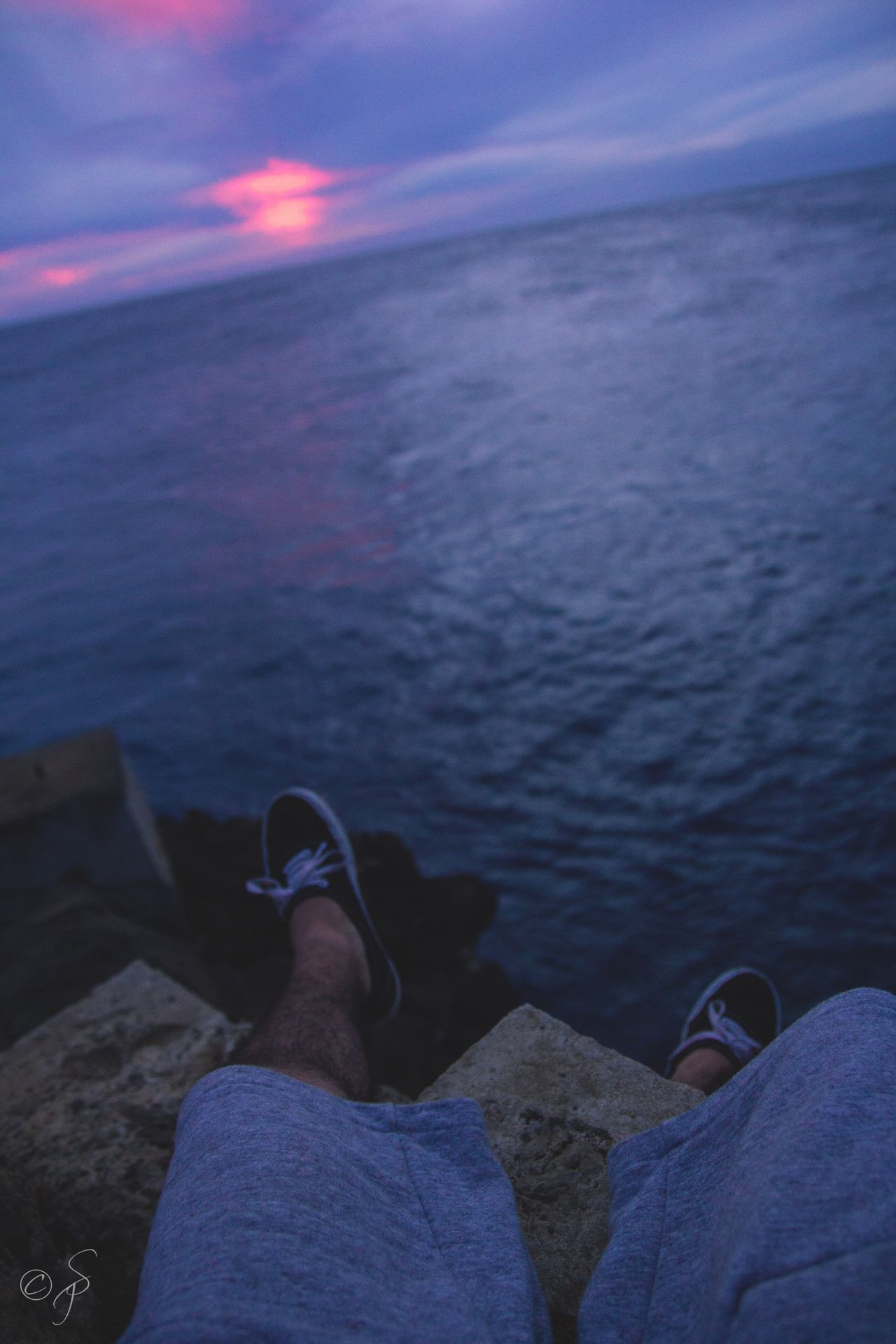 Sitting on the top of the 🌎 in South Point, Hawaii.🌴 Miles Away Sunset Cliff South Point Big Island Hawaii Big Island Hawaii Sitting Sitting Alone Rocks Pacific Ocean Sea Personal Perspective Human Leg Lifestyles Sky Freedom Free Happy Happiness Sadness Thinking Wish Wishing Amazing View