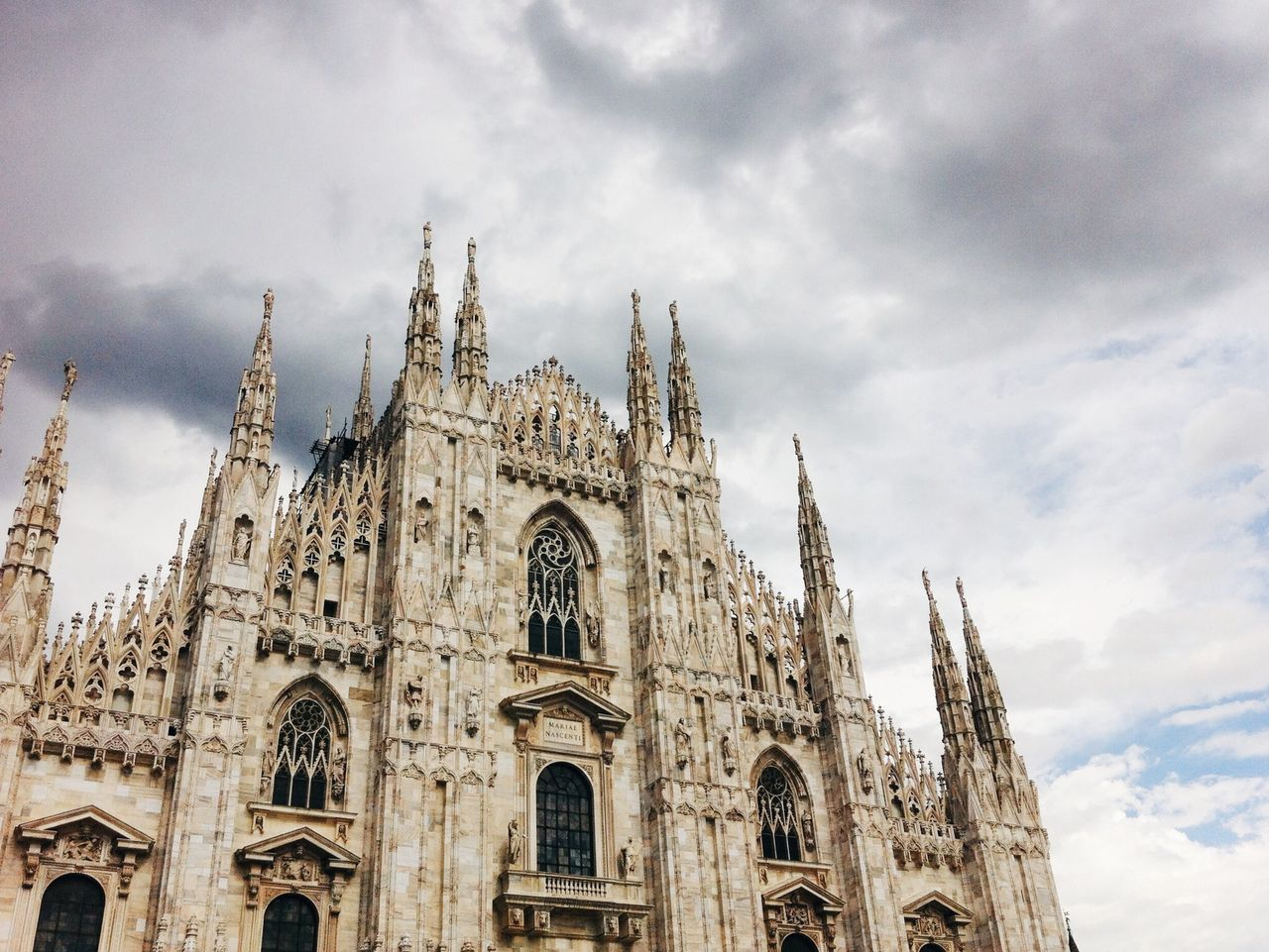 At Duomo Di Milano VSCO Cam Discover Your City EyeEm Italy