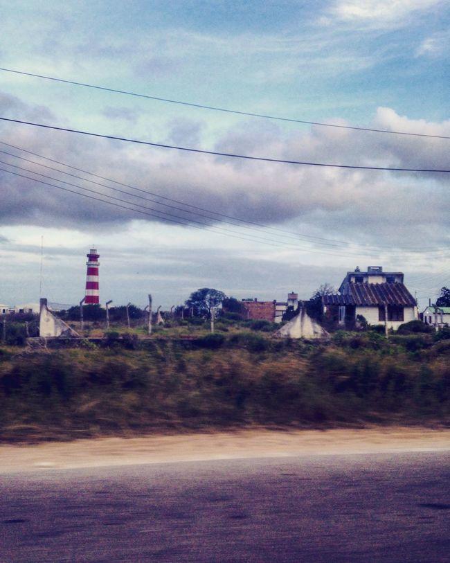 Love this place 💖 Uruguay Chuy Faro Sky