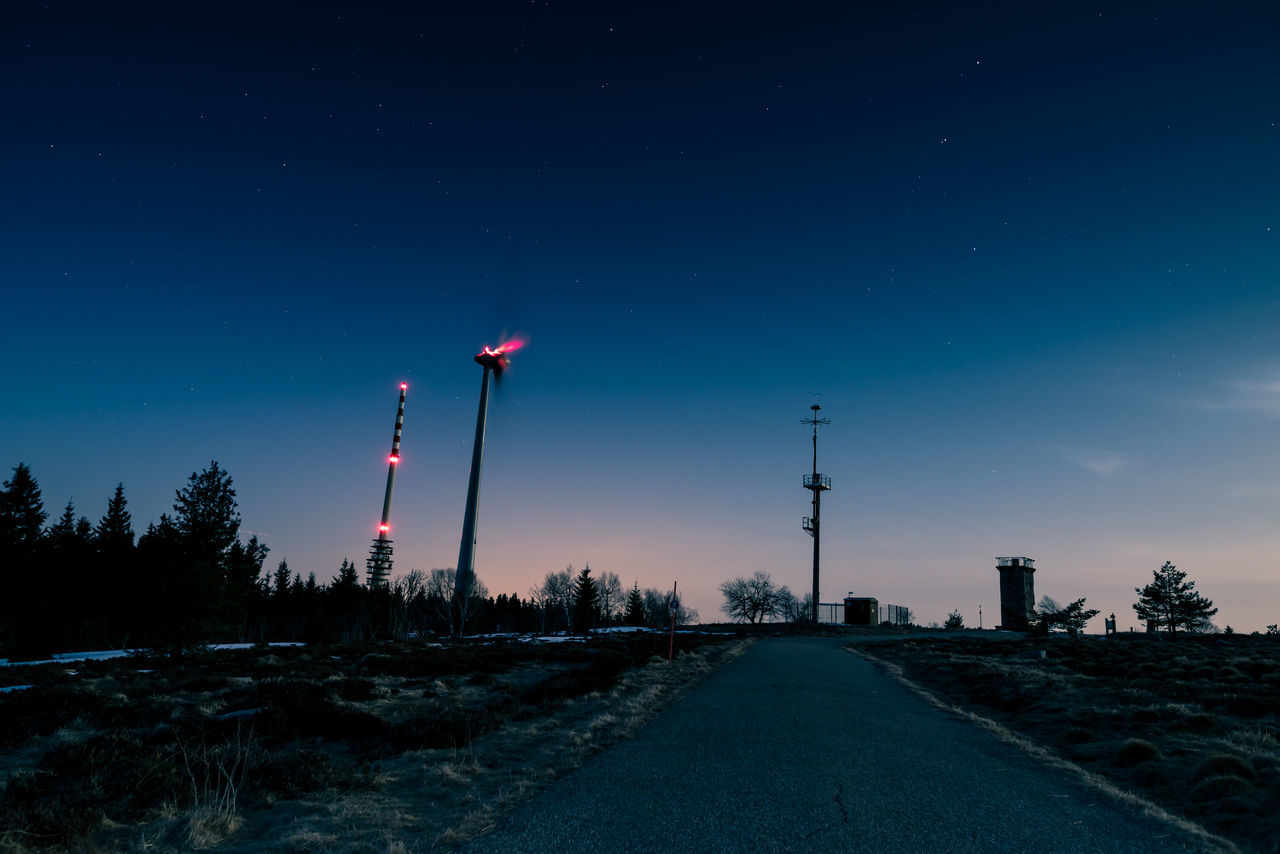 Astronomy Darkness And Light Nature Nature Photography Night Nightphotography No People Outdoors Star - Space Stars Tranquility Windmill Winter