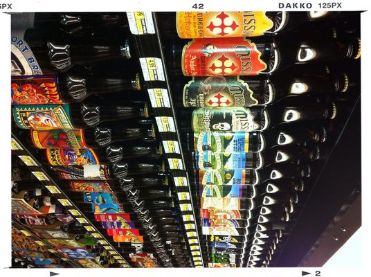 So many choices... at Albertson's - Carlsbad by LoveLiveMusic