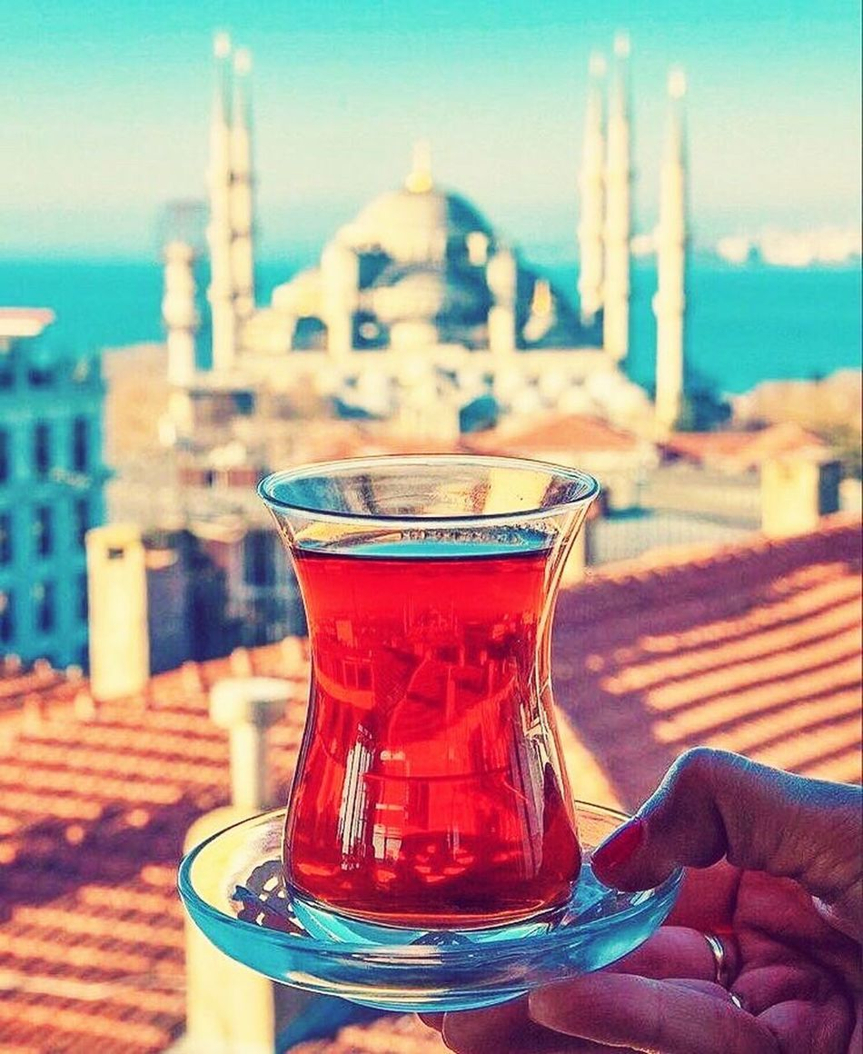 Drink Red Refreshment Food And Drink Table Real People Istanbul Istanbul Turkey Istanbul City Turkey Turkeyphotooftheday Tee Tea Team Time Architecture Human Hand Close-up Freshness Human Body Part Day One Person Outdoors People First Eyeem Photo Long Goodbye EyeEmNewHere