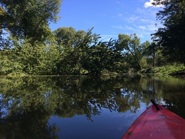 Morning kayaking ❤️ Relaxing Kayaking Lazy Day Hanging Out Water Eye Em Nature Lover Peaceful Waterscape