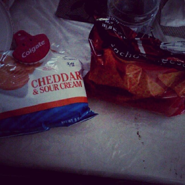 May29 Chips Ruffles Doritos (: