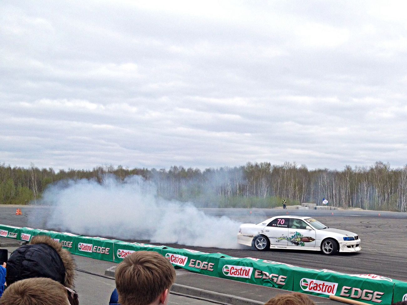 Дрифт в экспоцентре Drift Drifting