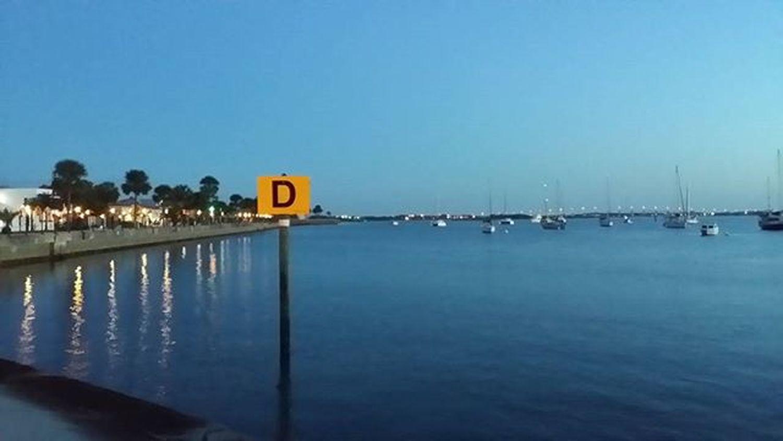 Staugustine Harbourside Harbour Cloudporn Epicsky Clouds Sunrise Boat Sailboat Picoftheday Florida Bridgeoflions Saltlife Saltlife_sunrise