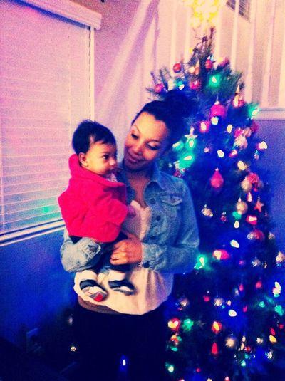 Mommy & Princess Aria