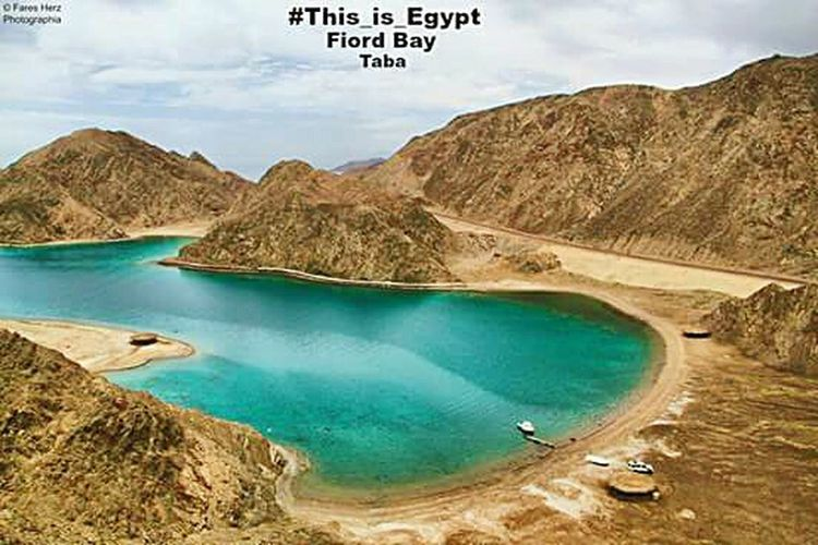 This_is_Egypt Taba, Egypt Egypt Fiord Bay Taba  Visit Egypt Amazing View Check This Out Hello World Relaxing Eyemphotography Greeting From Egypt