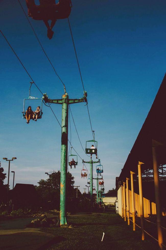 Showcase June Camden Park Sky Lift Exceptional Photographs Colour Of Life