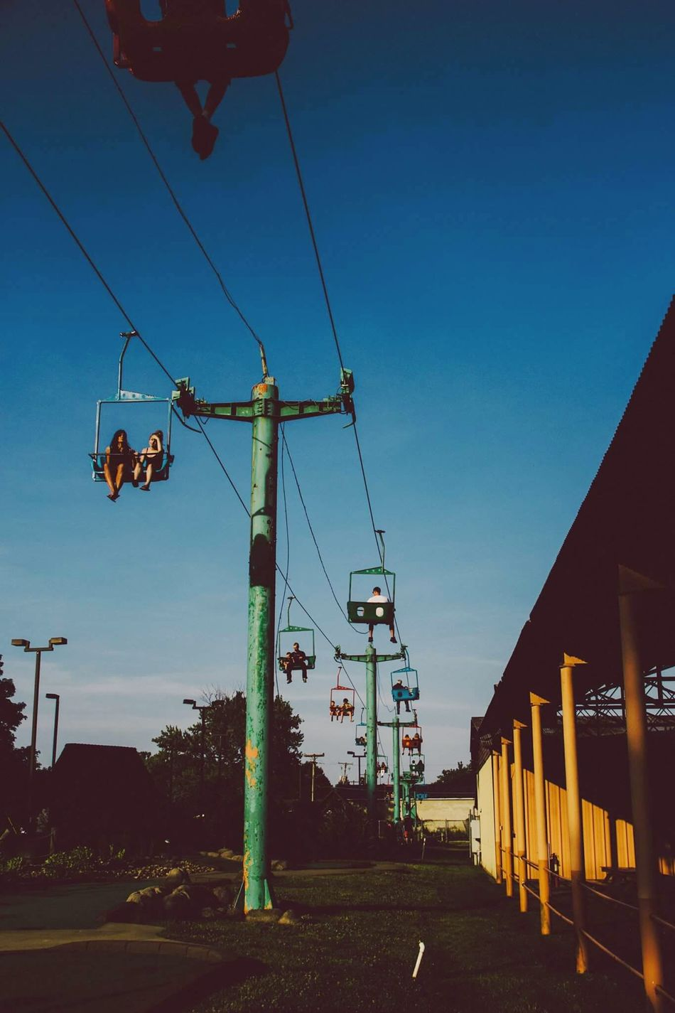 Showcase June Camden Park Sky Lift Exceptional Photographs Colour Of Life Art Is Everywhere