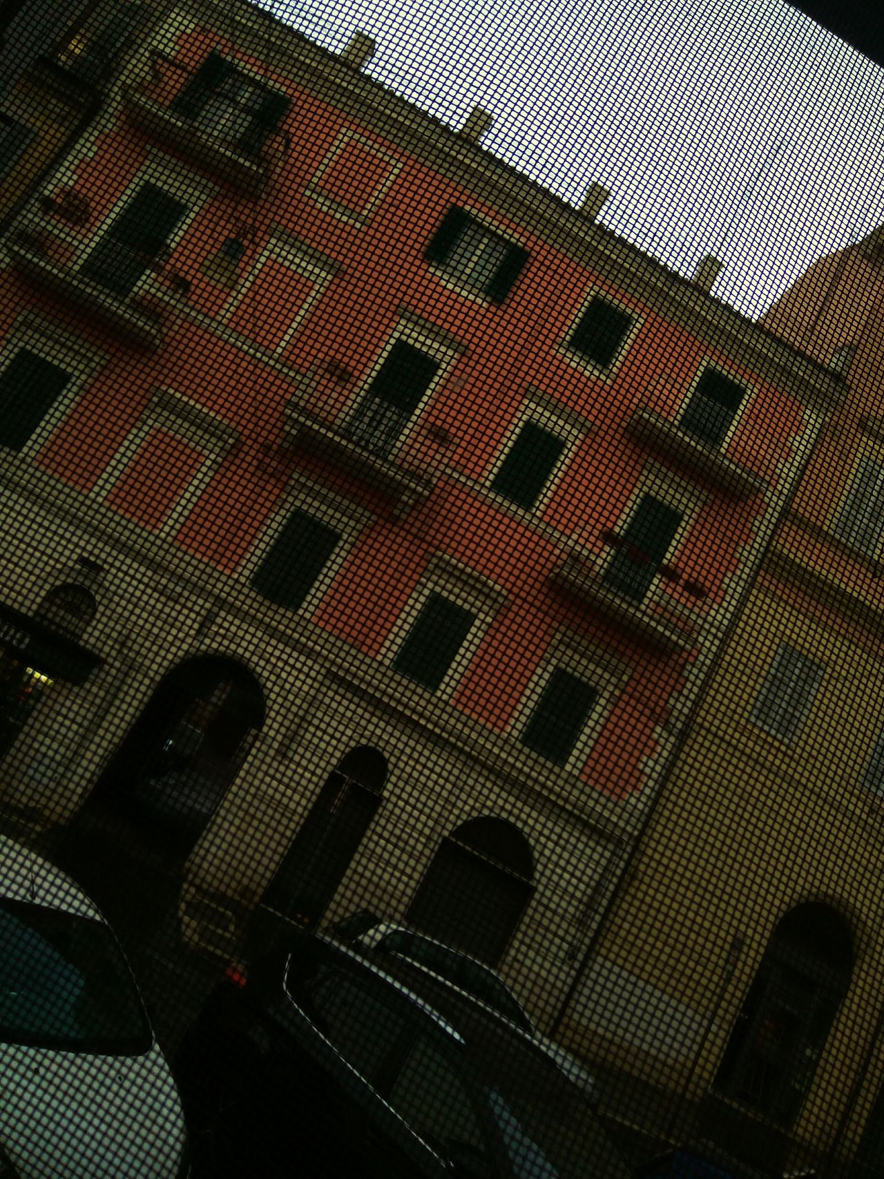Pattern Day Outdoors Architecture Rain Nuvoloso Grey Italy🇮🇹 Indoors
