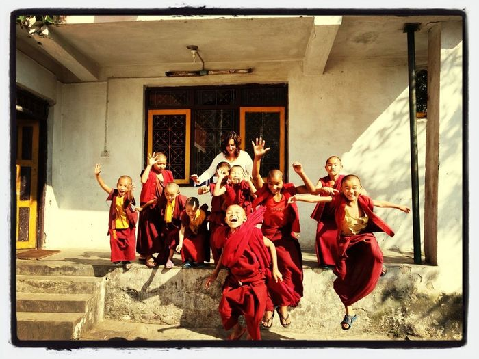 The Traveler - 2015 EyeEm Awards The Moment - 2015 EyeEm Awards Having Fun During Class Capturing Freedom while teaching English to young monks in Kathmamdu The Purist (no Edit, No Filter) Connected By Travel An Eye For Travel