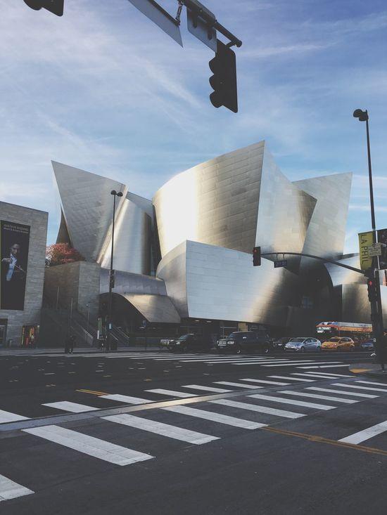 Disney Concert Hall Disney Los Angeles, California DTLA Downtown Los Angeles Architecture Los Angeles Architecture Walt Disney Concert Hall