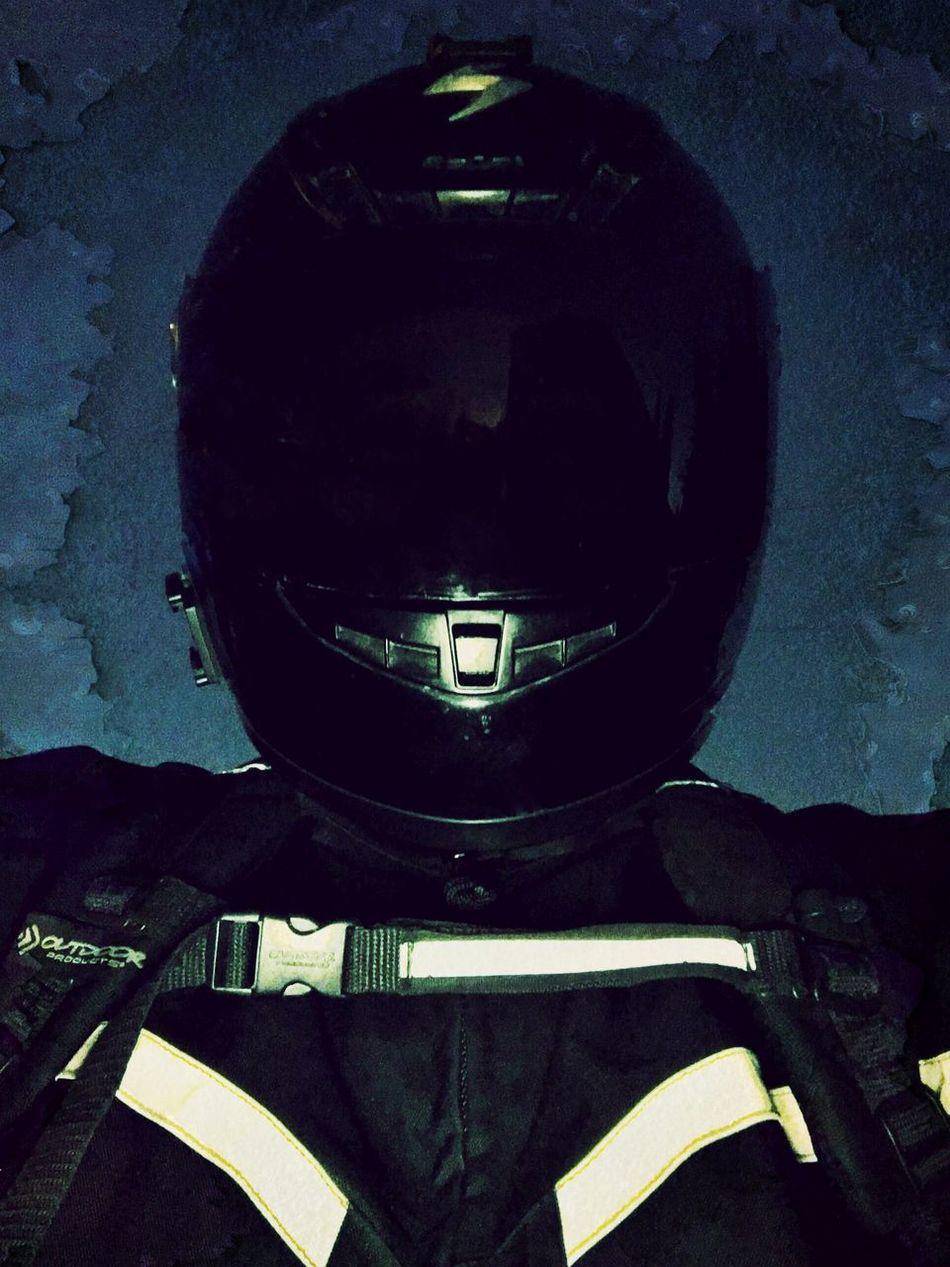 Self Portrait Selfie ✌ I Hate You, Daylight Savings Time Motorcycles Motorcycle Nightphotography