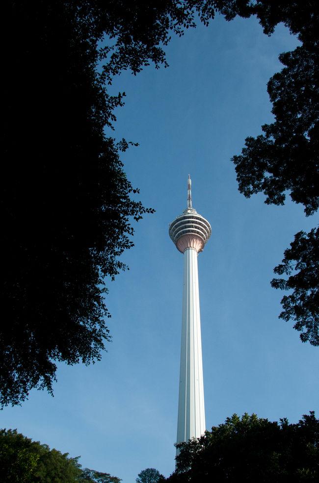 Seeing The Sights Kuala Lumpur Tower Kuala Lumpur Skyscrapers Malaysia