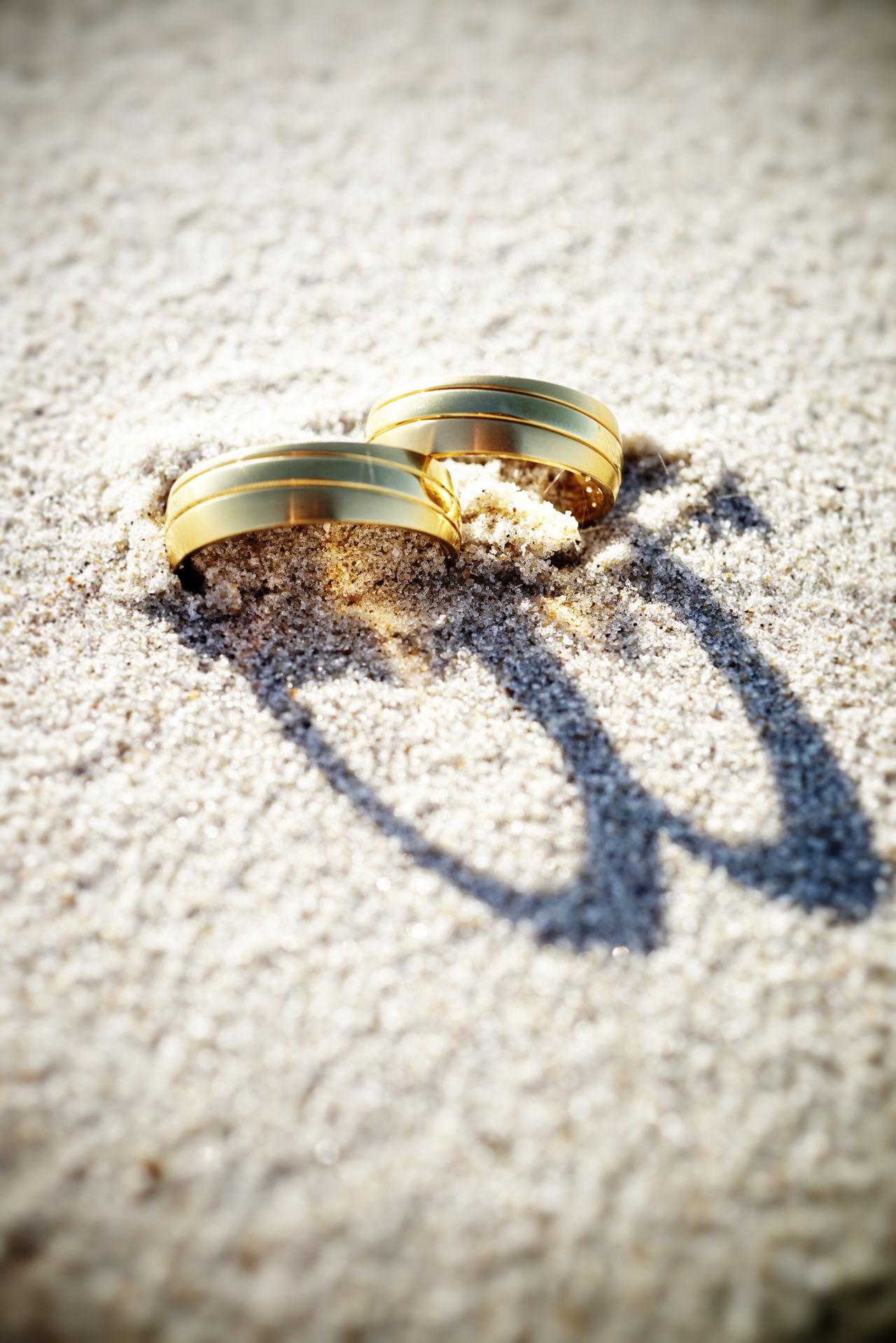 Beach Wedding rings Wedding EyeEm Bestsellers