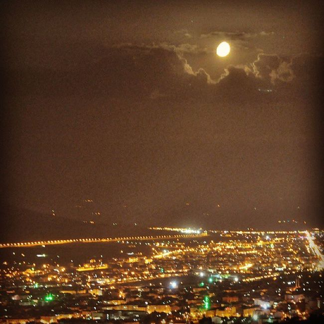Harput Elaz ığ Gece Manzara