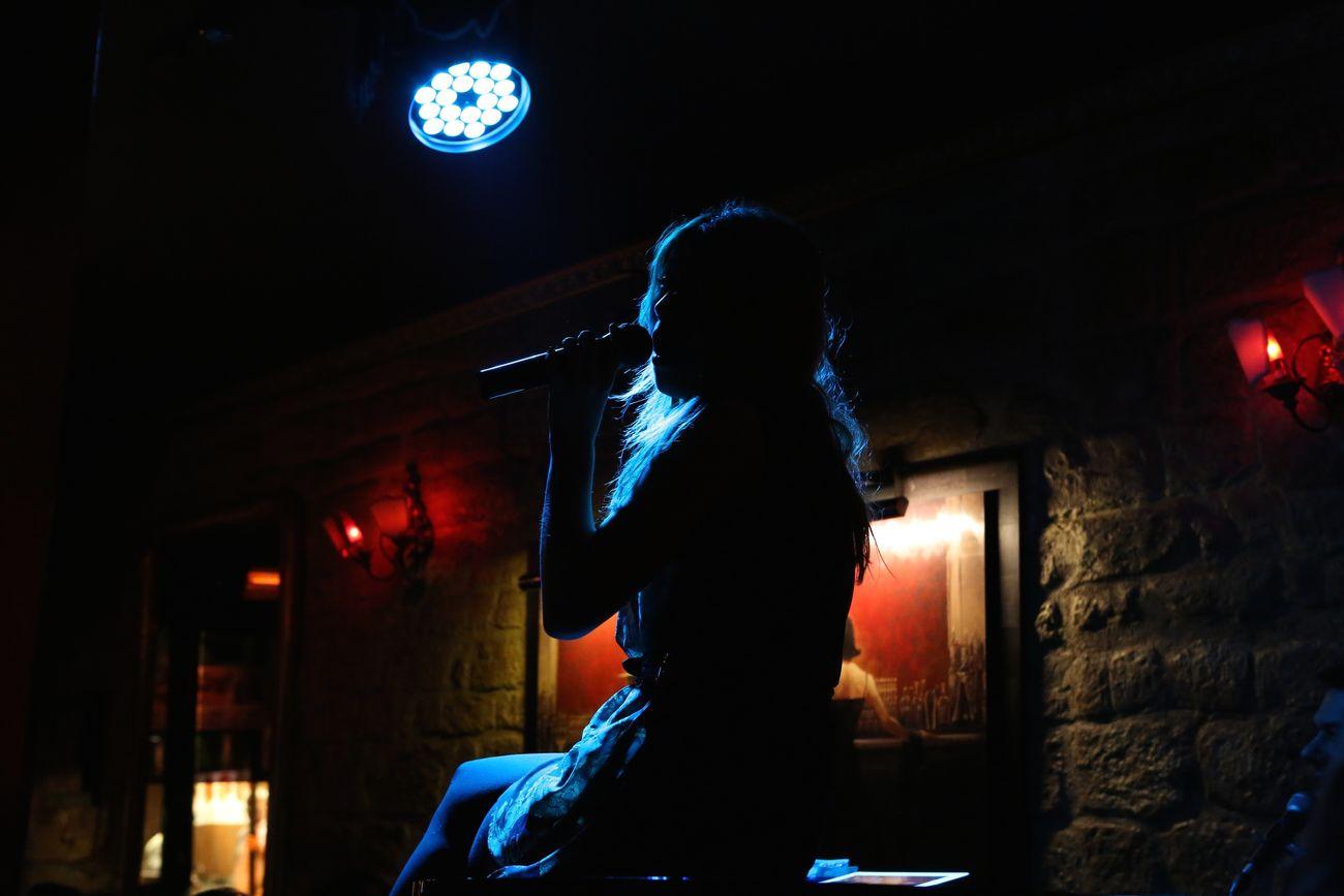 Paris PianoBar Light And Shadow