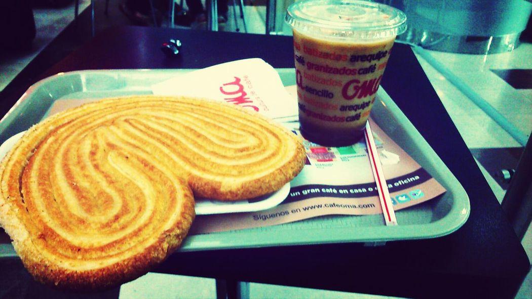Coffee Time Food Taking Photos
