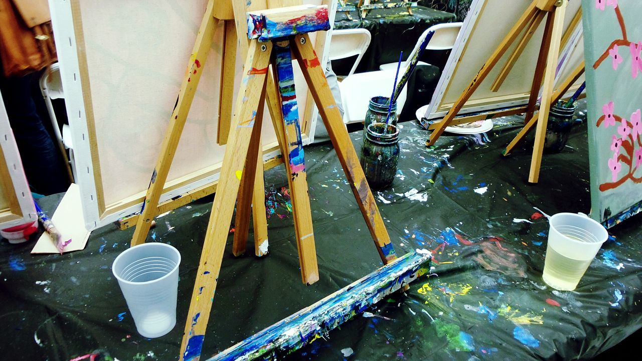 Beautiful stock photos of canvas paintings, Art, Art And Craft, Artist Canvas, Canvas