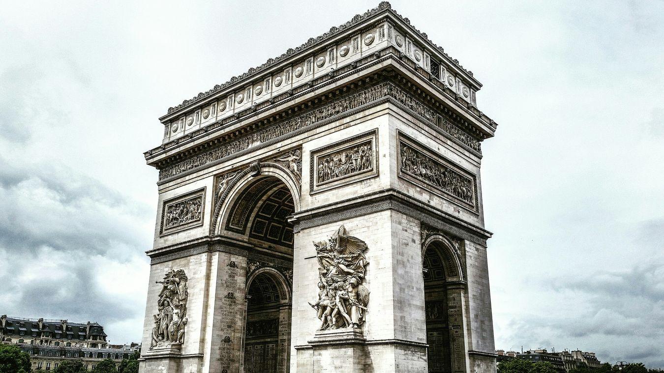 Landscape Wanderlust ExploreEverything Paris Adventuresoutthere