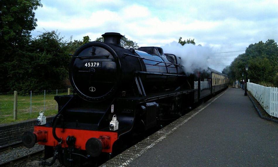 Steam Trains England Steam Locomotive Leicestershire Battlefield Line