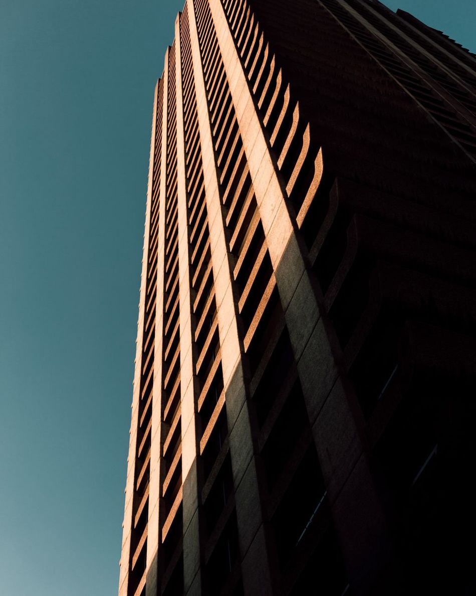 Minimalist Architecture Barbican vibes Architecture EyeEm Best Shots Cityscape London The City Light