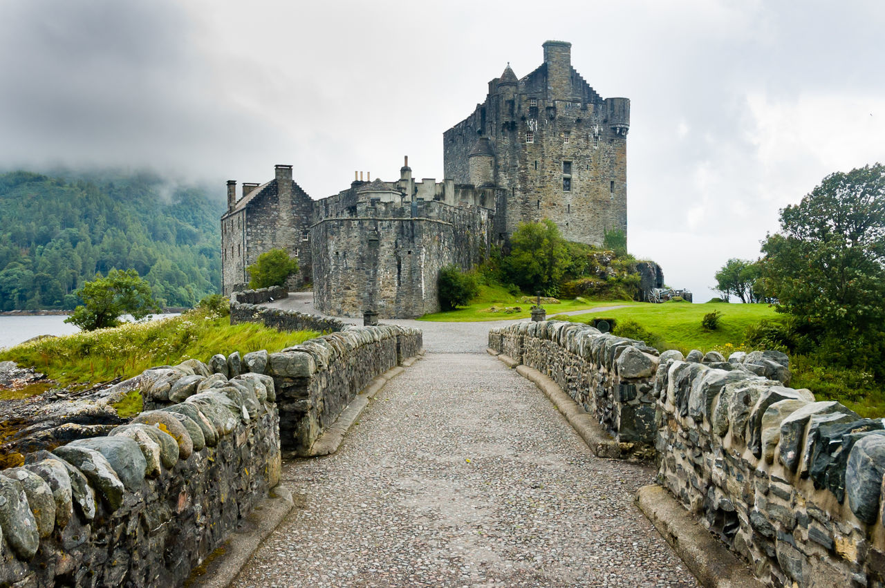 Beautiful stock photos of scotland,  13th Century,  Architecture,  Beauty In Nature,  Building Exterior