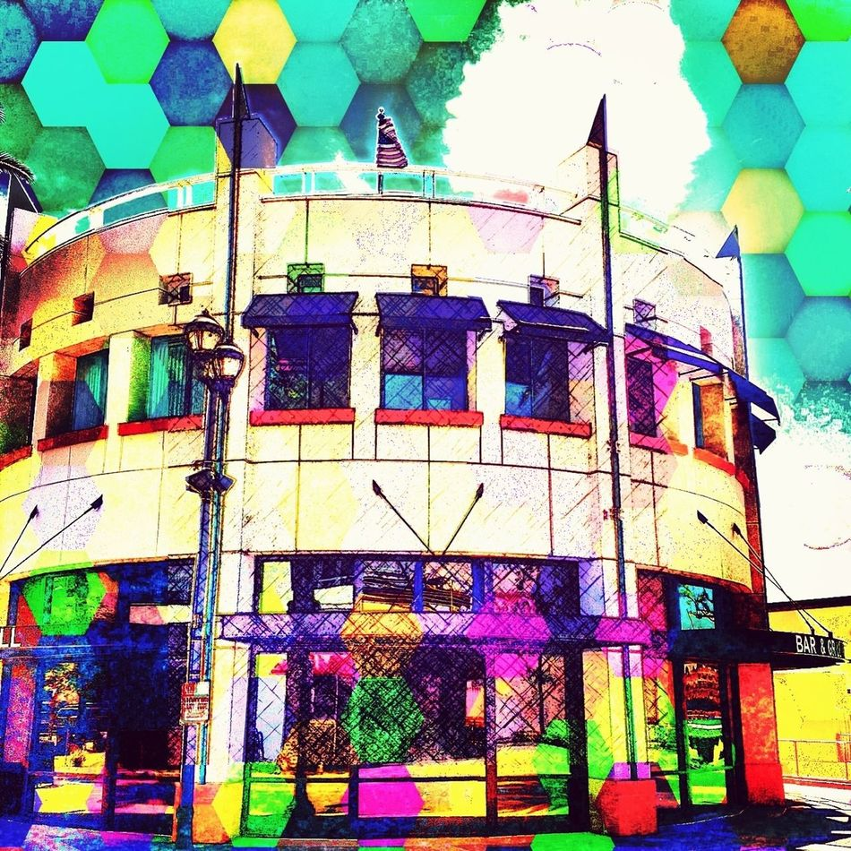 Hexagonal. Apartment Living... Kyoobik Bars And Restaurants Handy Photo
