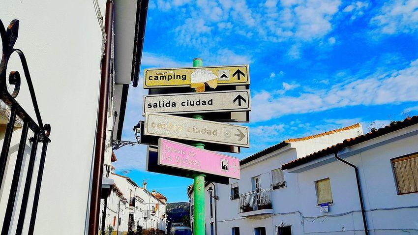 Hikinglife SPAIN Jimena De La Frontera Travel Photography Love Spain Looking For Adventures Traveling Hiking Adventures White Houses White Village Signs Blue Wave