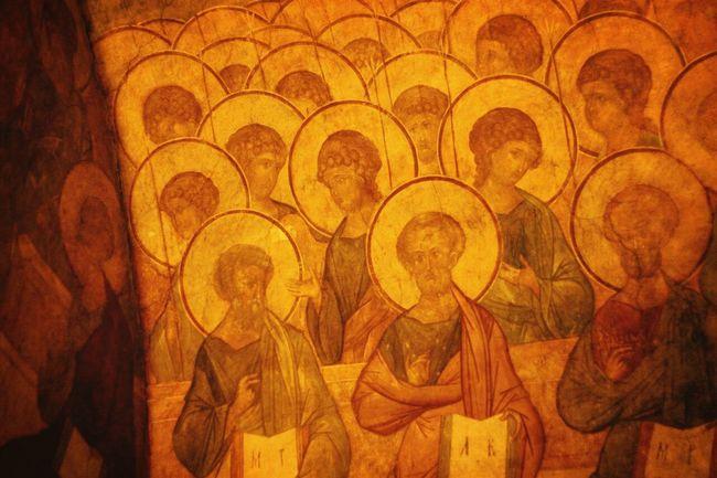 Saints Freska