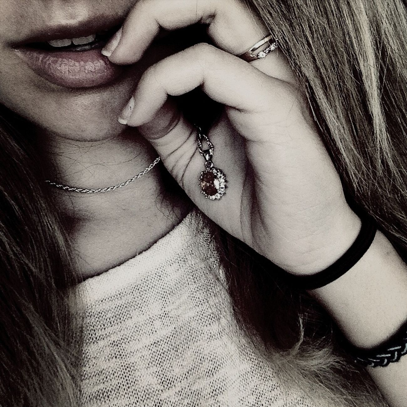 New Necklace New Necklace Thanksmum Loveit♥ That's Me