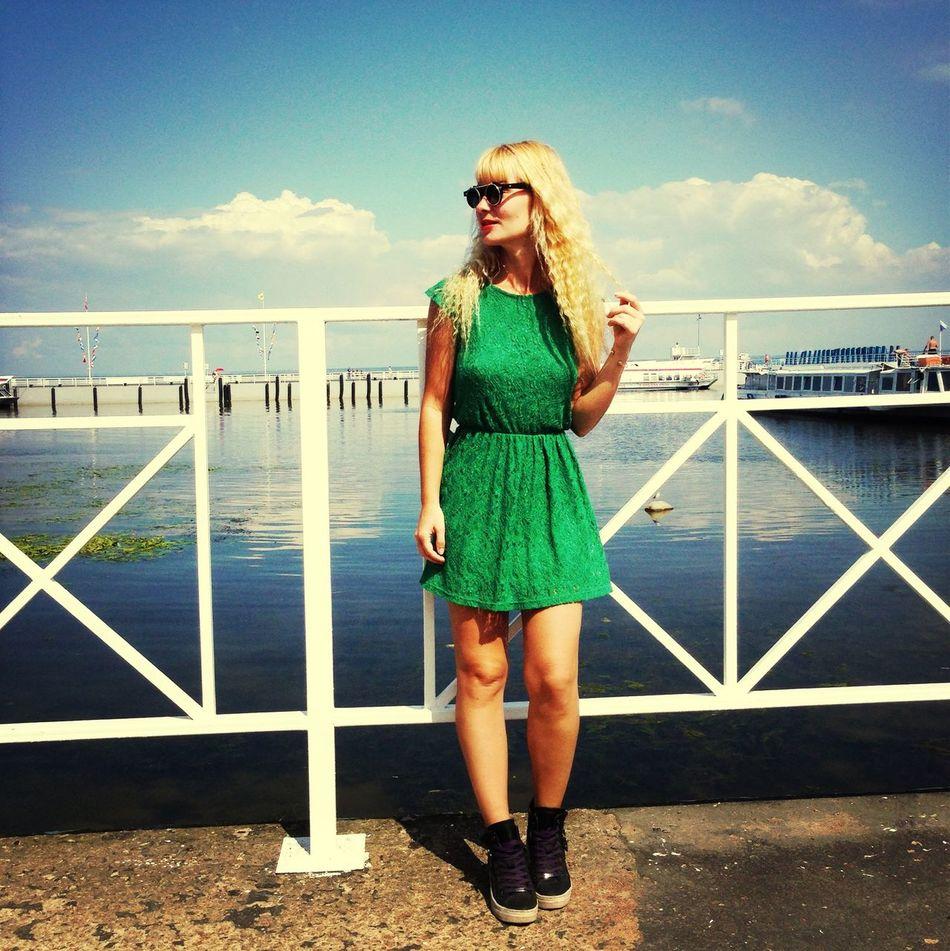 Beautiful Girl Stpetersburg