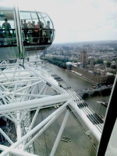 London LondonEye GoodTimes Taking Photos Bigben Vacation Ferien *-*  Enjoying Life ✈️?