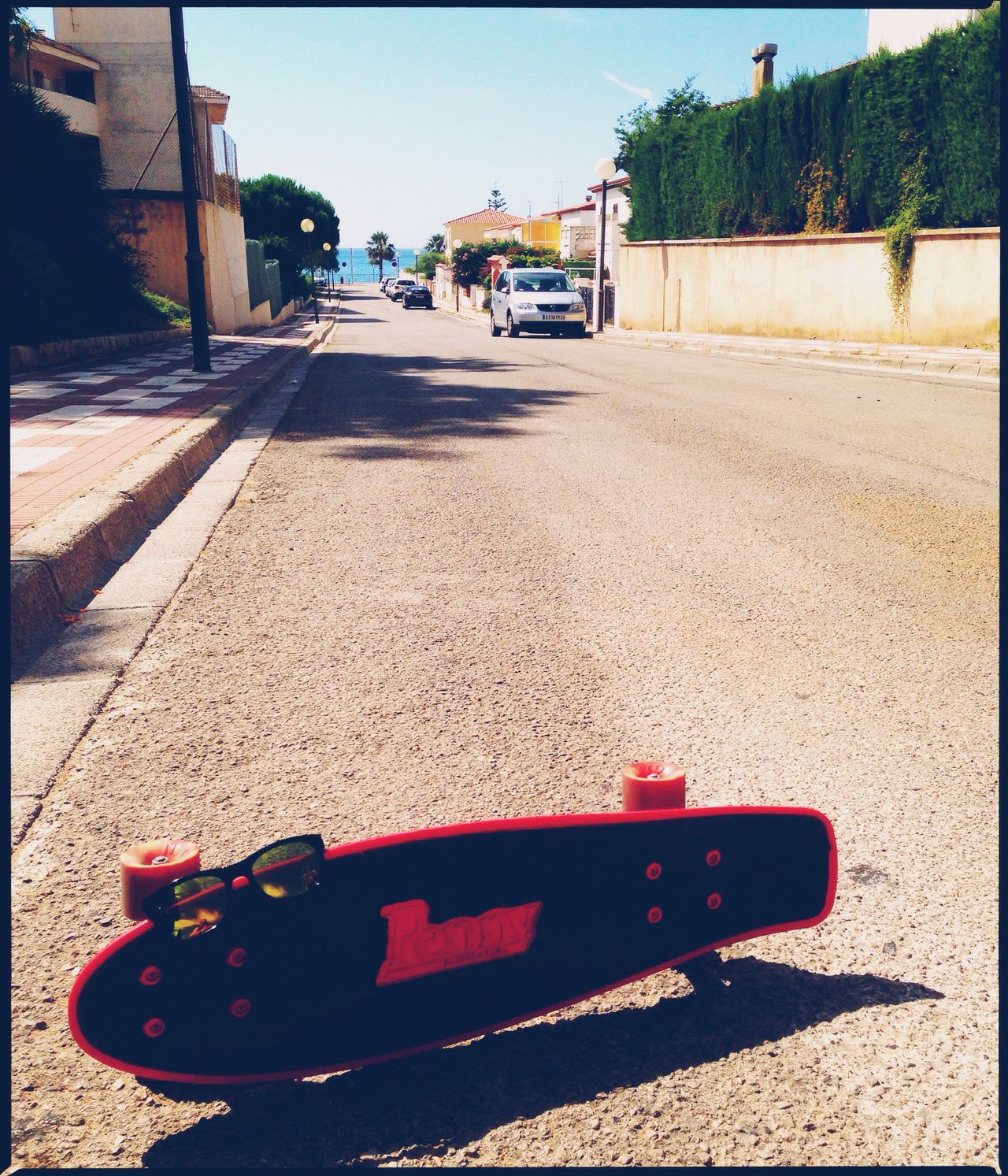 Downhill we shall go!! Original Experiences Pennymoments Summertime SPAIN IPhoneography Missmybabe TeamWeirdoForever