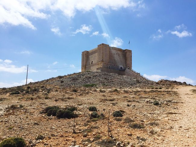 Cominotower Comino Cominoisland Lookout Tower Lookout Point