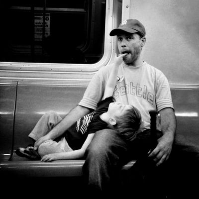 streetphotography in New York City by Sheldon Serkin