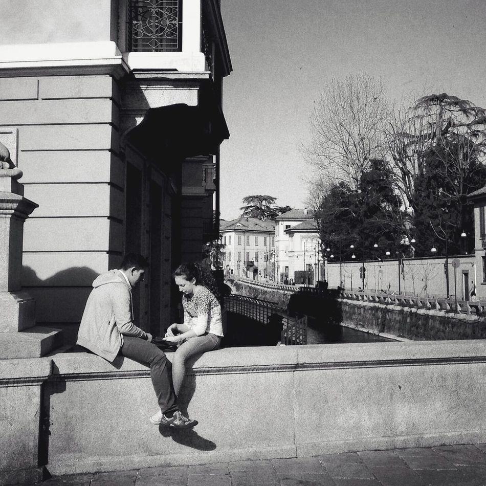 I heart you Monza Lombardia Street Photography