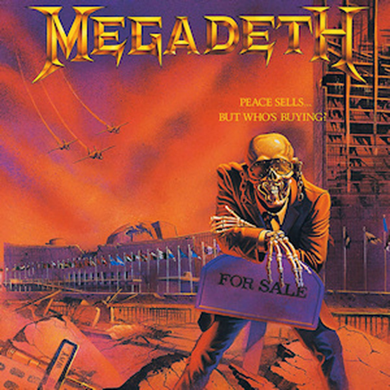 ? Megadeth Dave Mustaine