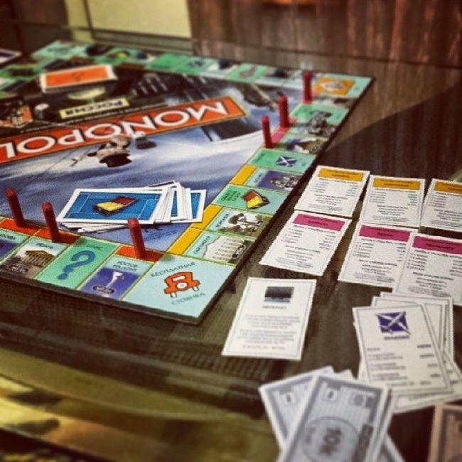 Кажется, кто только что выиграл :) монополия