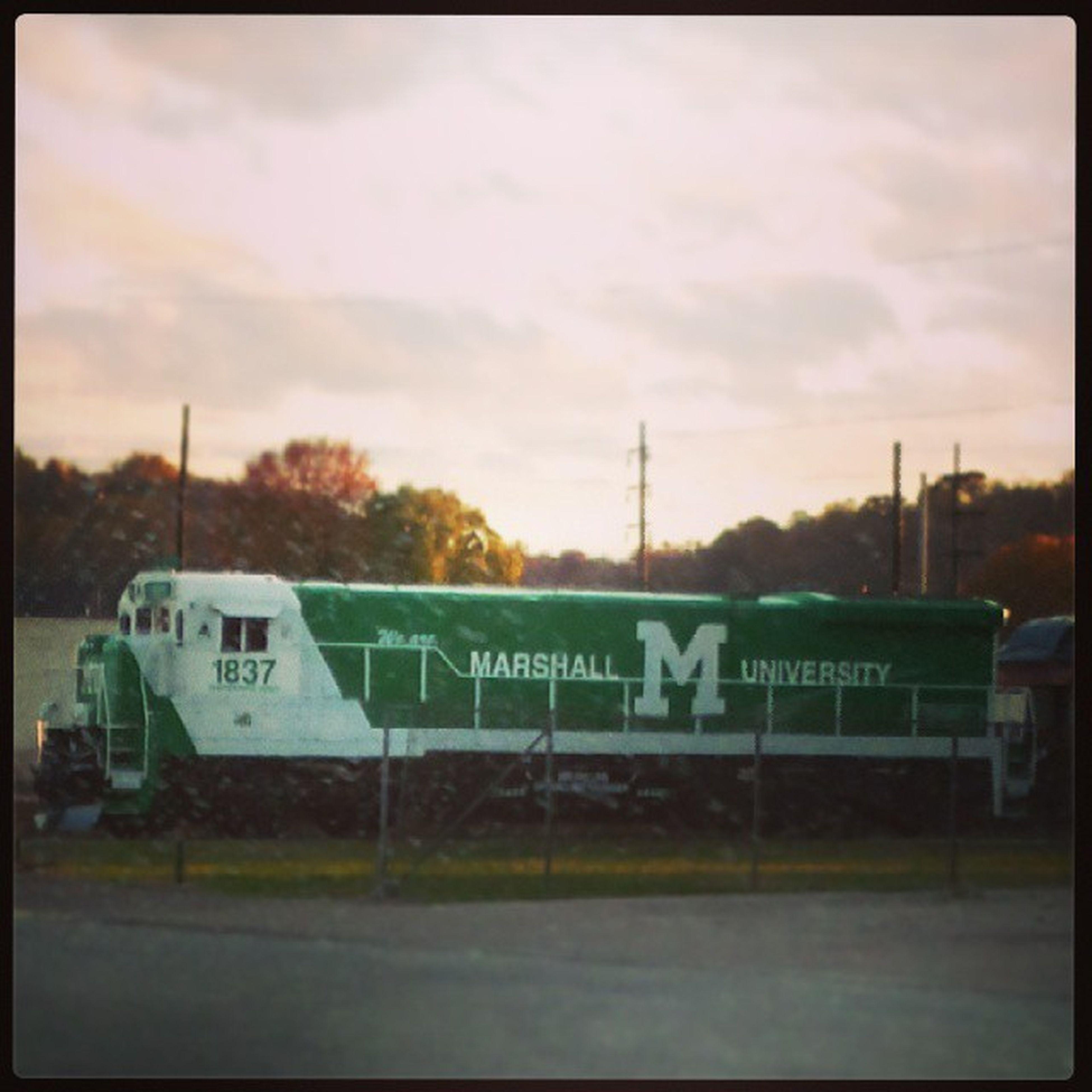 Marshall Goherd Train