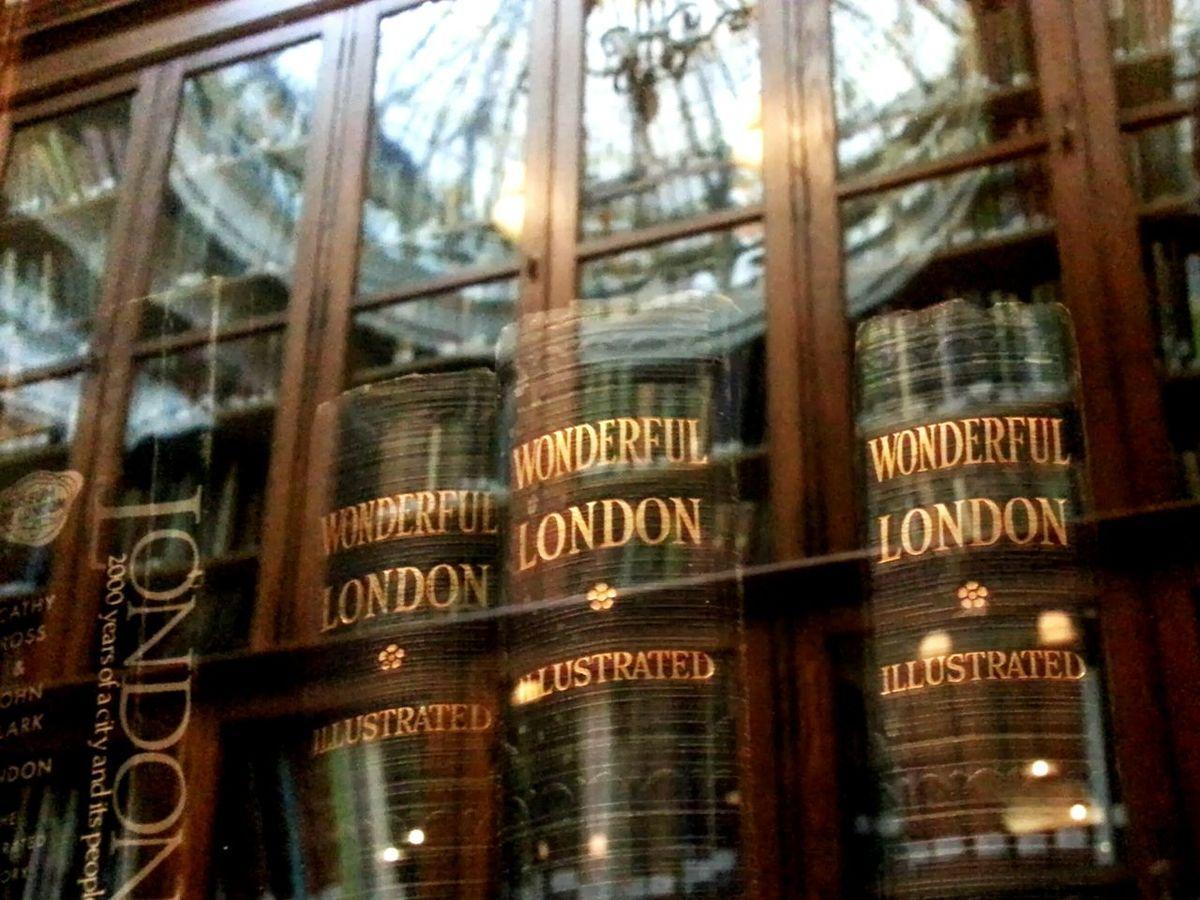 Library Libraries Spitalfields Books London Londonlife