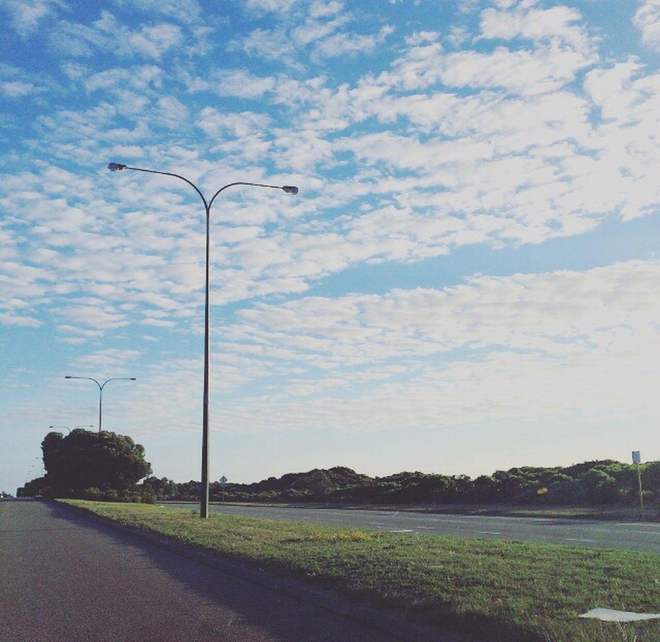 Sky Cloud - Sky Road Day