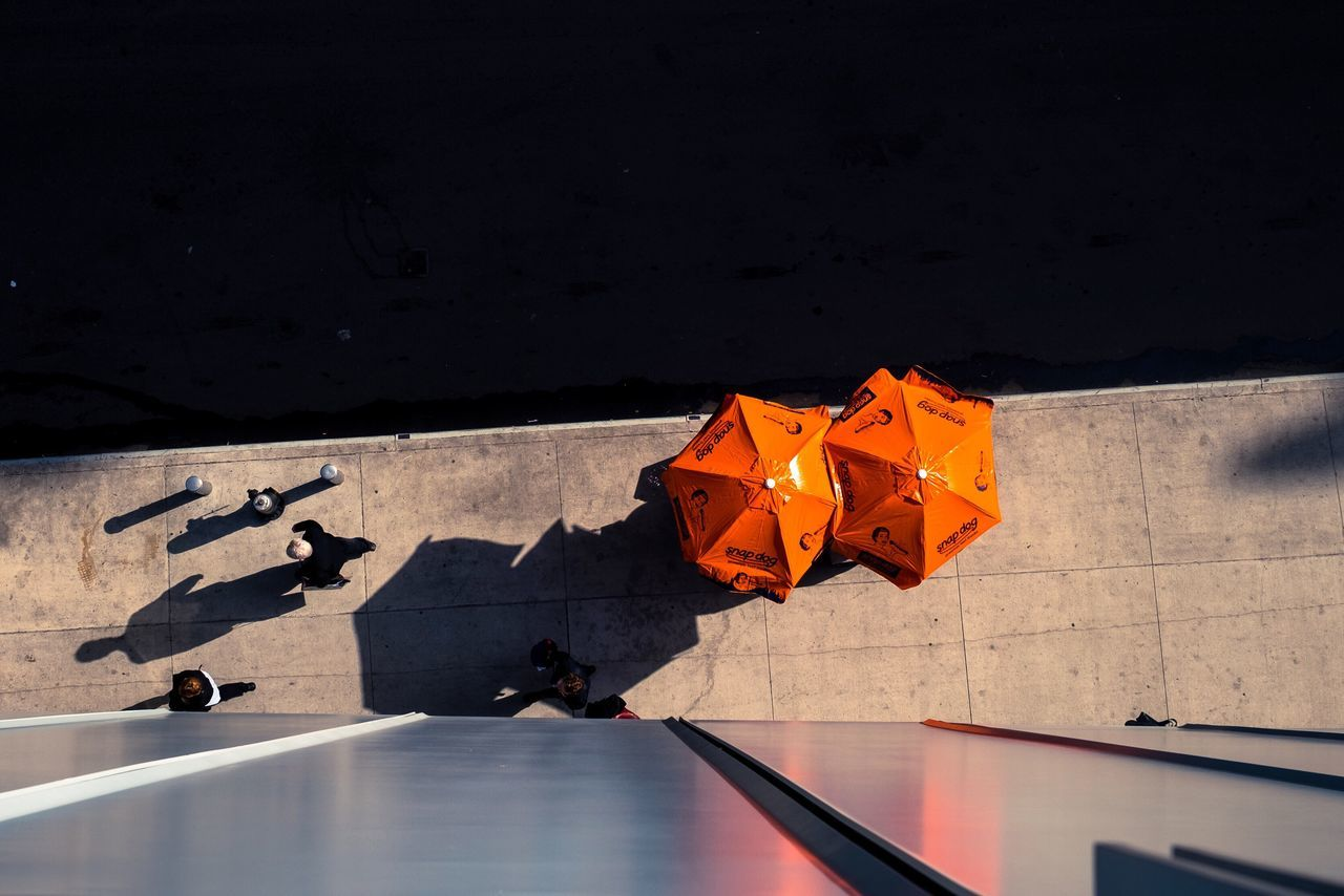 From the top Top Perspective Whitney Museum April Showcase Shadow The Street Photographer - 2016 EyeEm Awards Fine Art Photography Pivotal Ideas People And Places